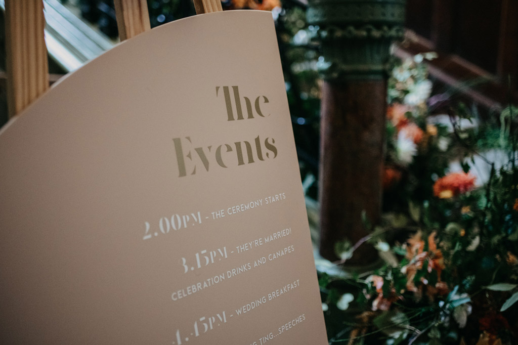 Traditional wedding inspiration with a modern twist, image credit Lottie Photography (9)