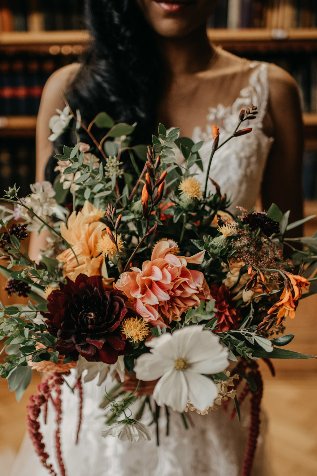Traditional wedding inspiration with a modern twist, image credit Lottie Photography (20)