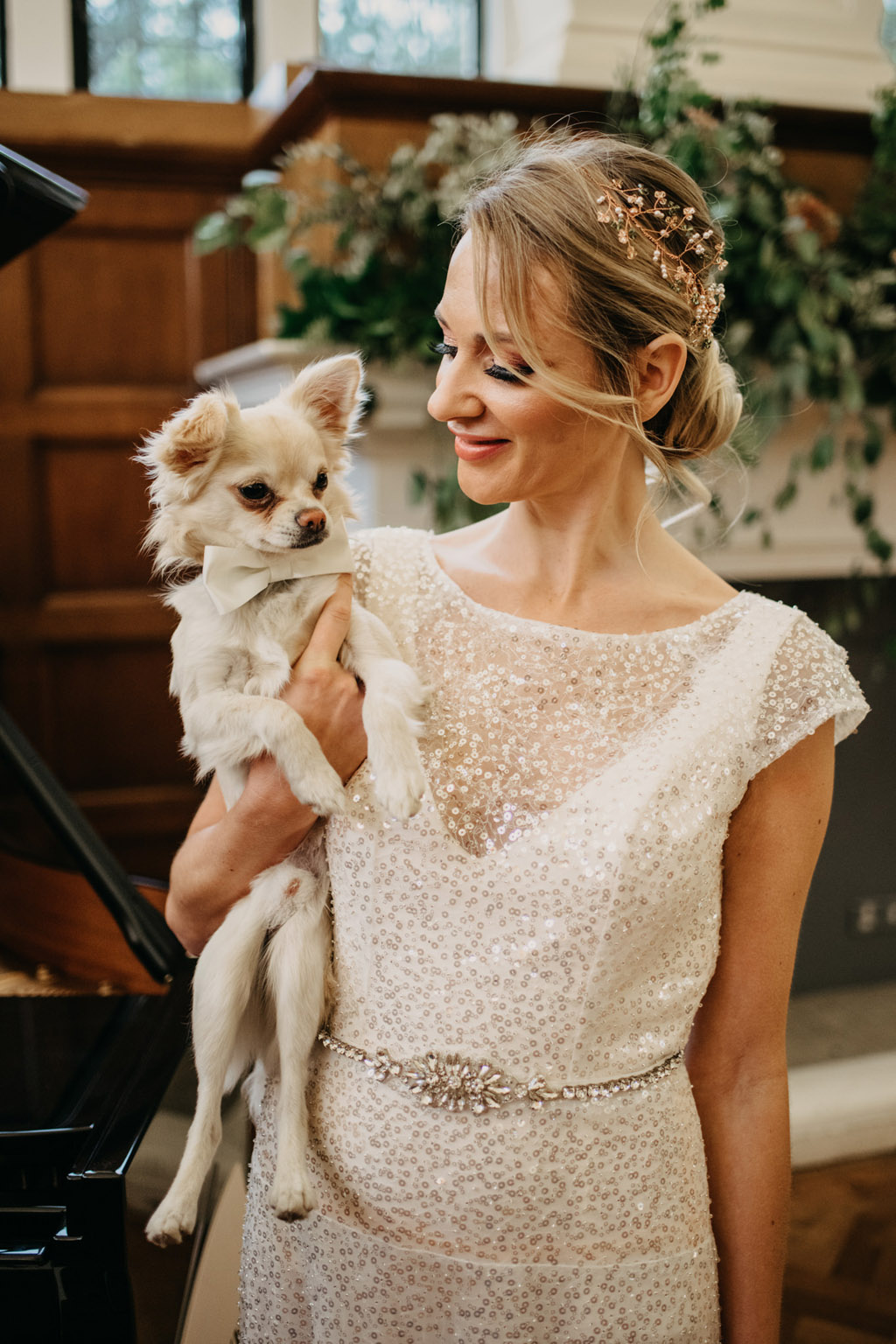 Traditional wedding inspiration with a modern twist, image credit Lottie Photography (26)