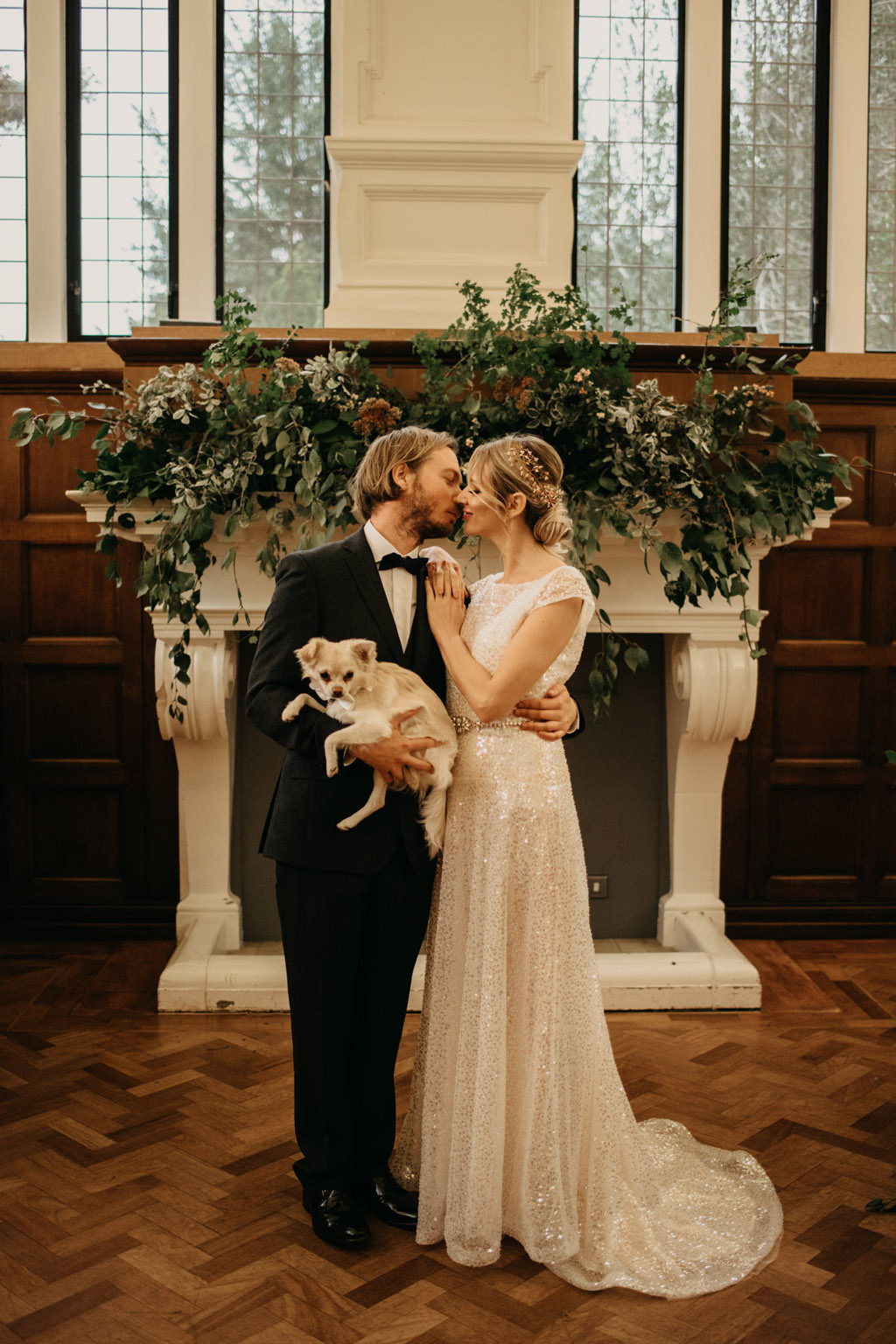 Traditional wedding inspiration with a modern twist, image credit Lottie Photography (27)