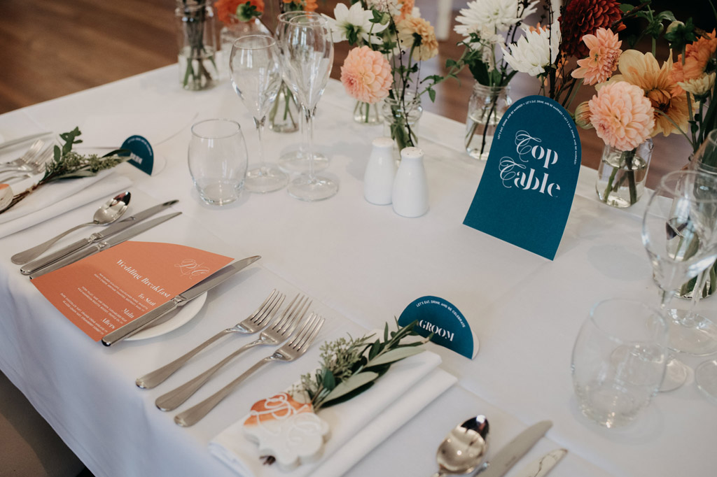 Traditional wedding inspiration with a modern twist, image credit Lottie Photography (34)