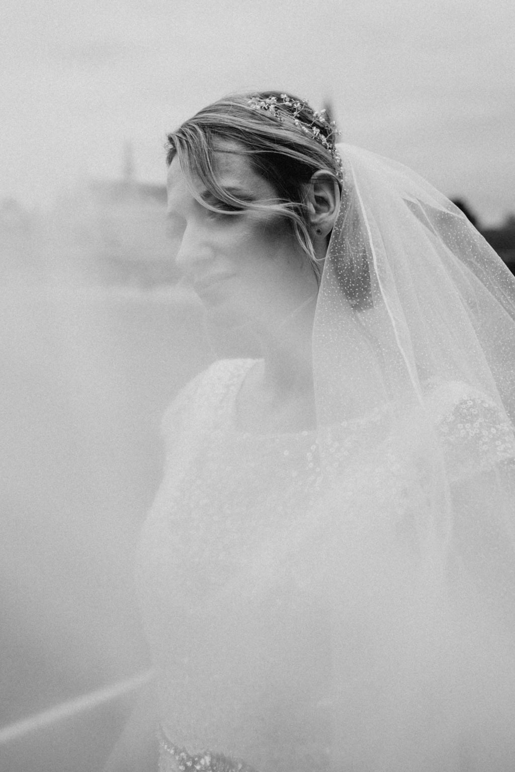Traditional wedding inspiration with a modern twist, image credit Lottie Photography (37)