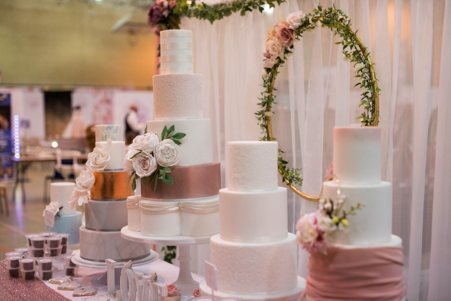 Exhibitor at East Dorset Wedding Show by The Wedding Scene