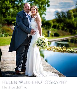 Hertfordshire wedding photographer Helen Weir Photography
