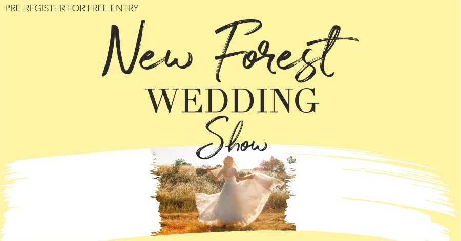 New Forest Wedding Show Event Banner