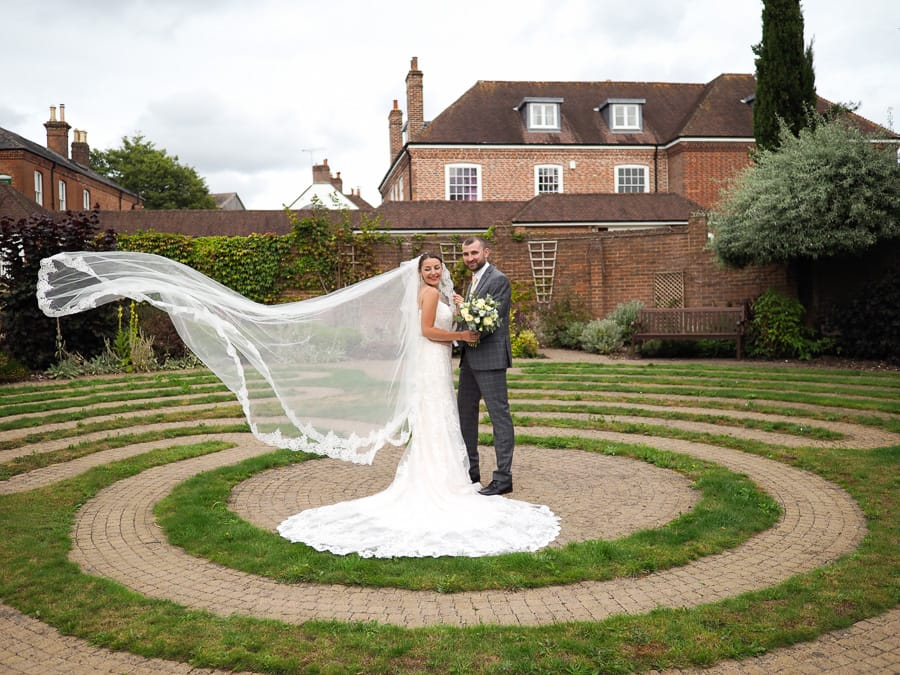 Romantic Romsey, olde worlde charm for a Hampshire wedding, with Dom Brenton Photography (44)