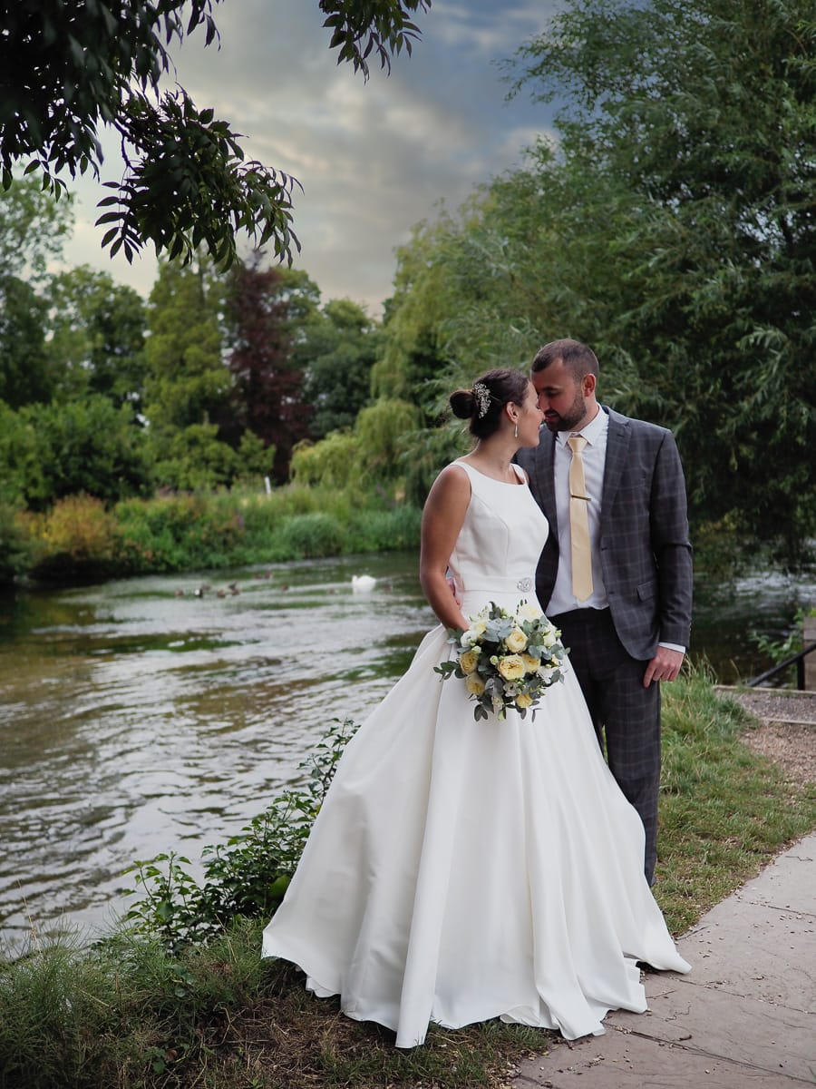 Romantic Romsey, olde worlde charm for a Hampshire wedding, with Dom Brenton Photography (40)