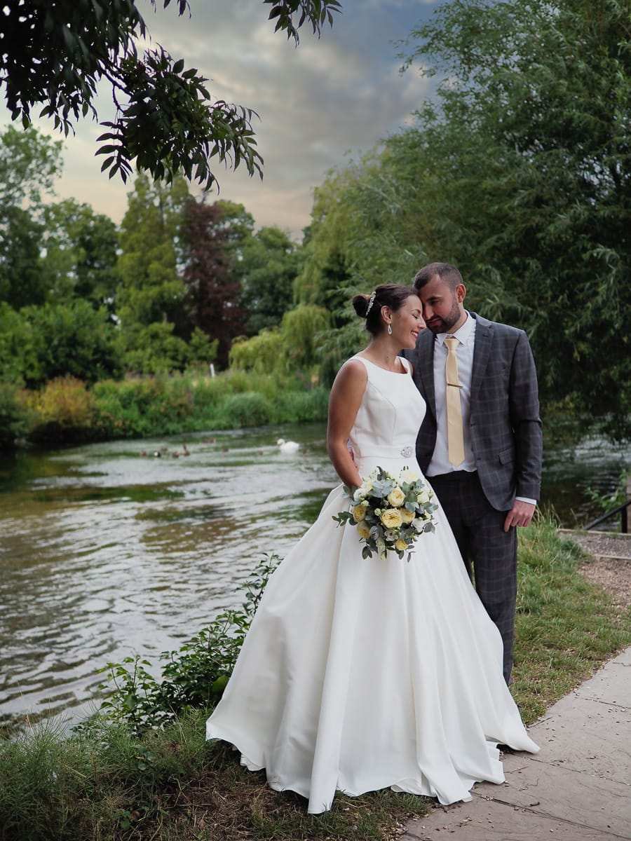 Romantic Romsey, olde worlde charm for a Hampshire wedding, with Dom Brenton Photography (45)