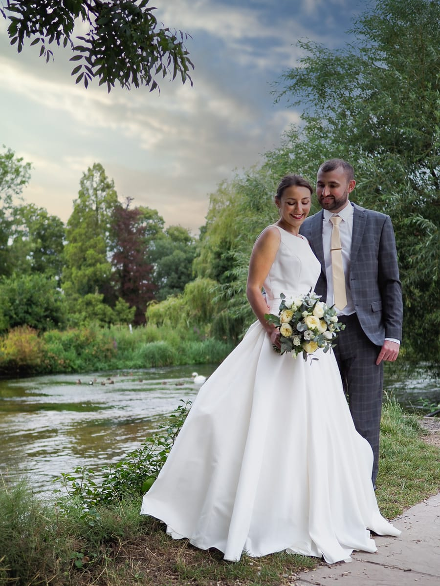 Romantic Romsey, olde worlde charm for a Hampshire wedding, with Dom Brenton Photography (43)