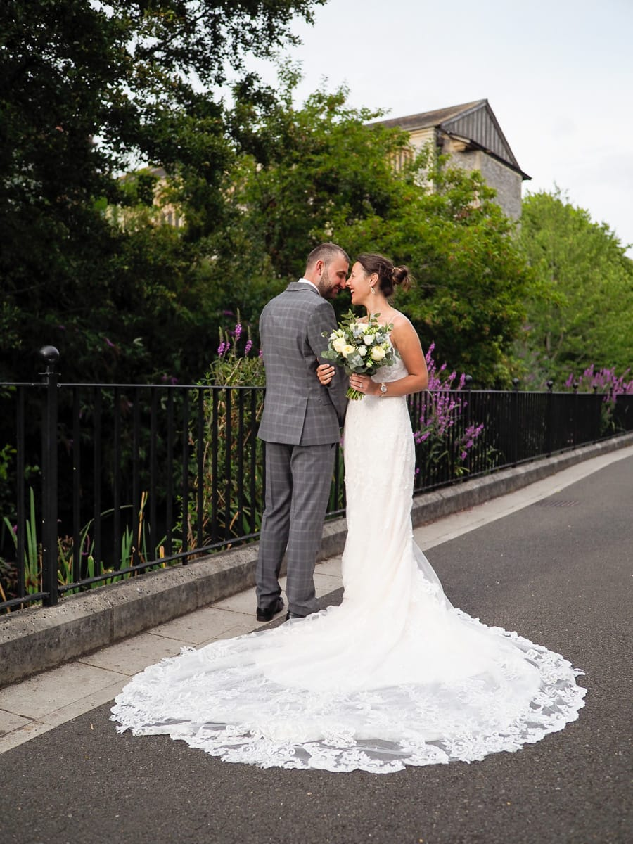 Romantic Romsey, olde worlde charm for a Hampshire wedding, with Dom Brenton Photography (38)