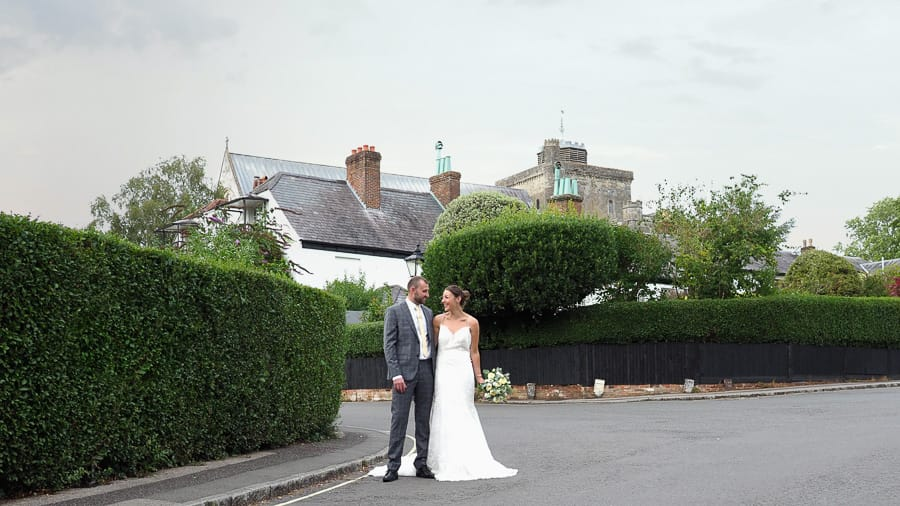 Romantic Romsey, olde worlde charm for a Hampshire wedding, with Dom Brenton Photography (34)