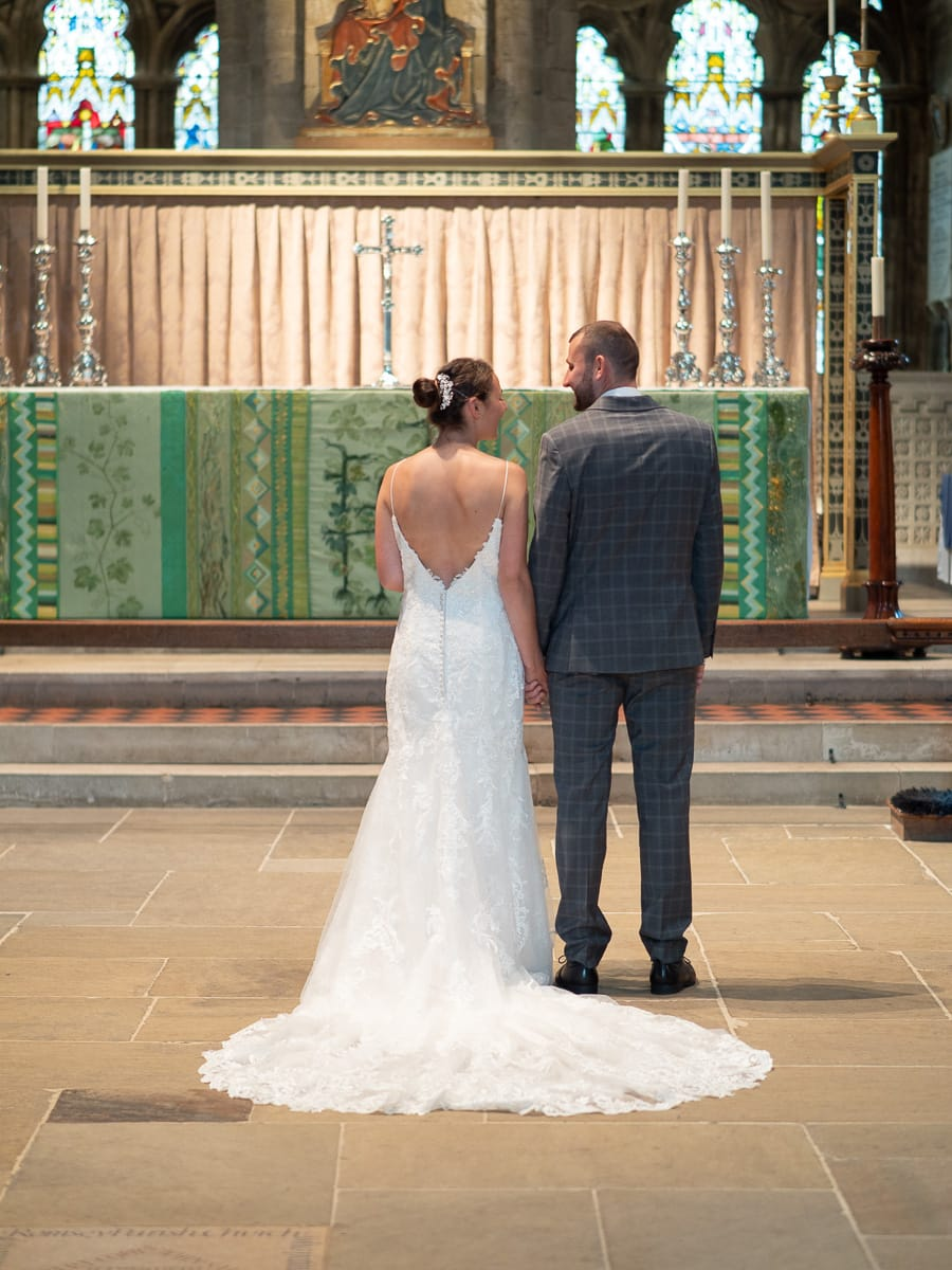Romantic Romsey, olde worlde charm for a Hampshire wedding, with Dom Brenton Photography (35)