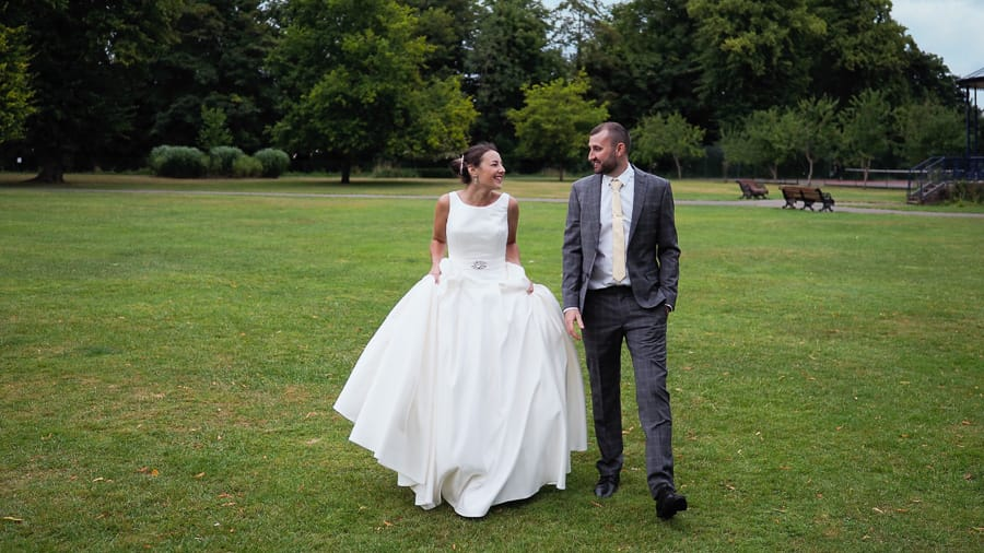 Romantic Romsey, olde worlde charm for a Hampshire wedding, with Dom Brenton Photography (29)