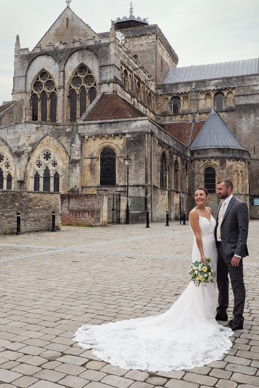 Romantic Romsey, olde worlde charm for a Hampshire wedding, with Dom Brenton Photography (15)