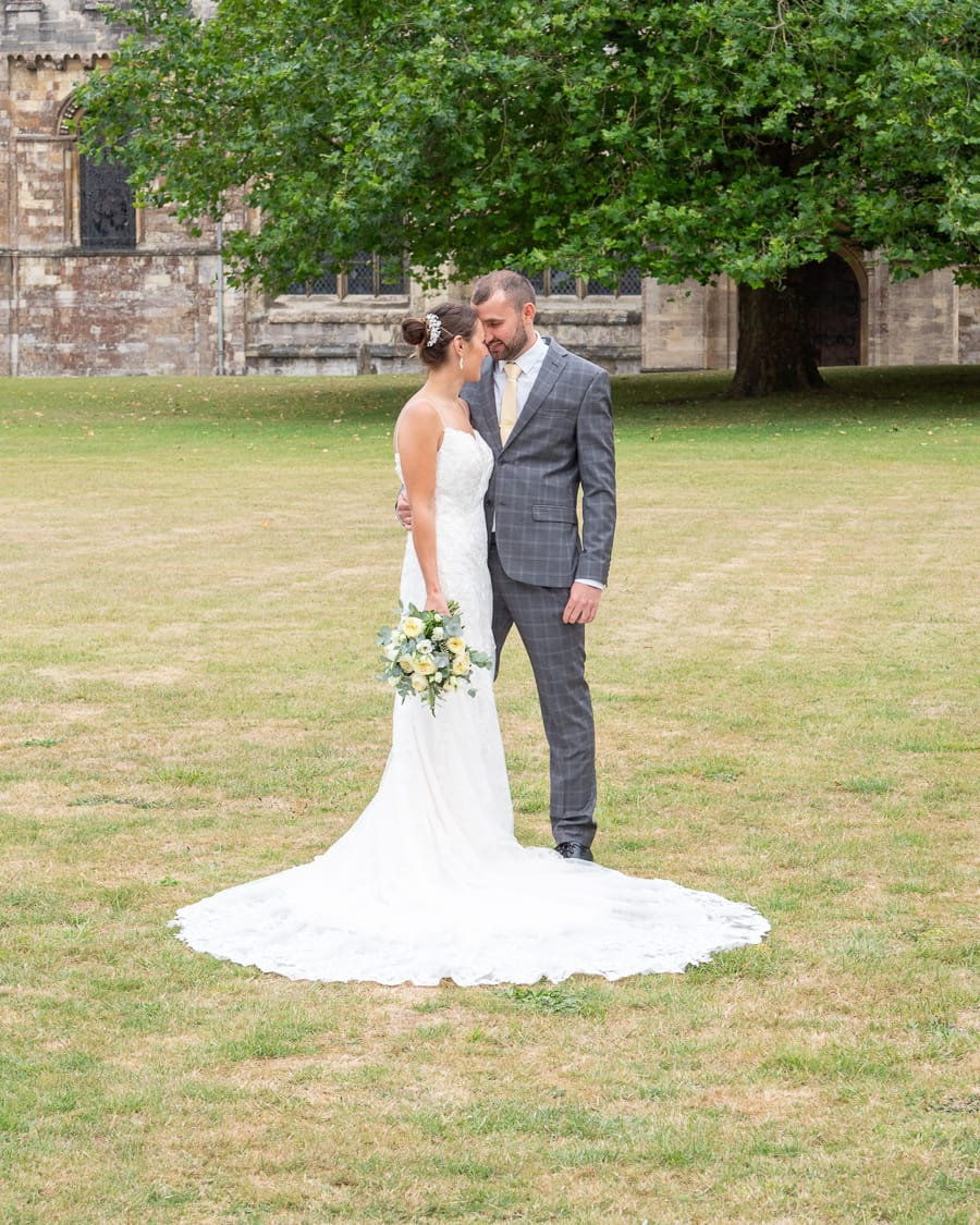 Romantic Romsey, olde worlde charm for a Hampshire wedding, with Dom Brenton Photography (2)