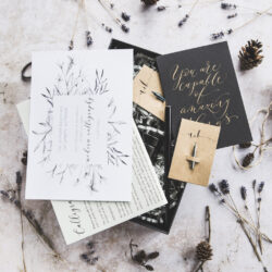 News from my little calligraphy studio