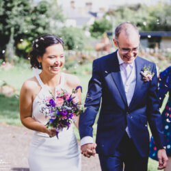 Sophie & Karl's glorious and rare 2020 wedding, with Hannah Timm Photography