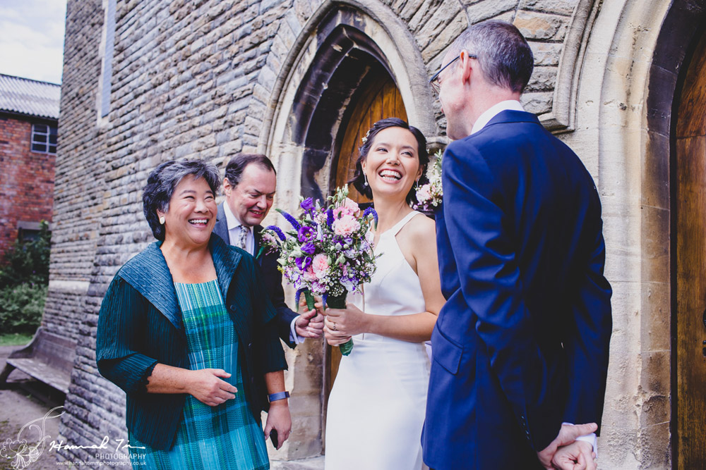 Sophie & Karl's glorious and rare 2020 wedding, with Hannah Timm Photography (1)