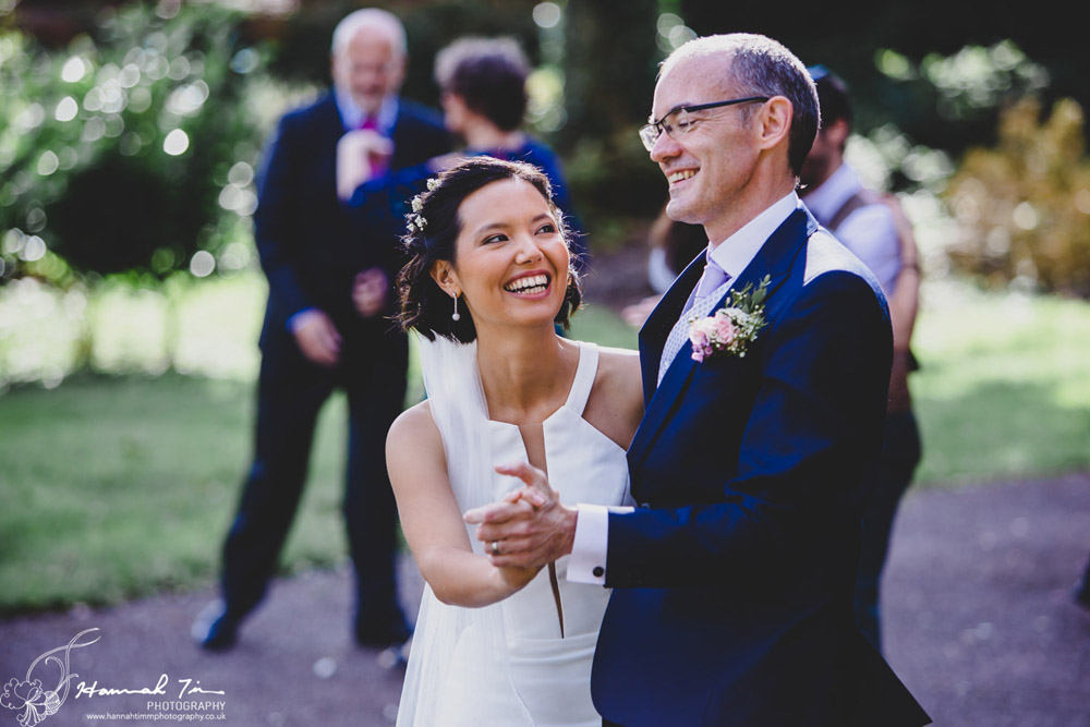 Sophie & Karl's glorious and rare 2020 wedding, with Hannah Timm Photography (28)
