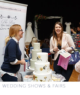 wedding shows and fairs