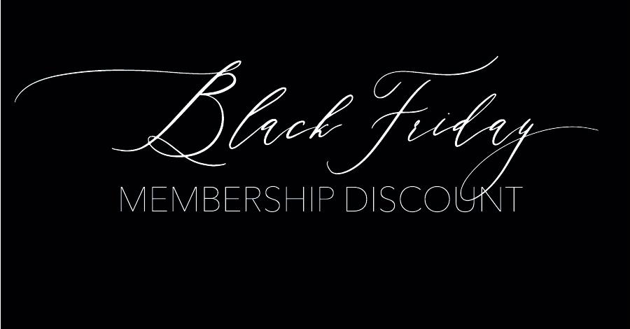 wedding blog advertising savings black friday