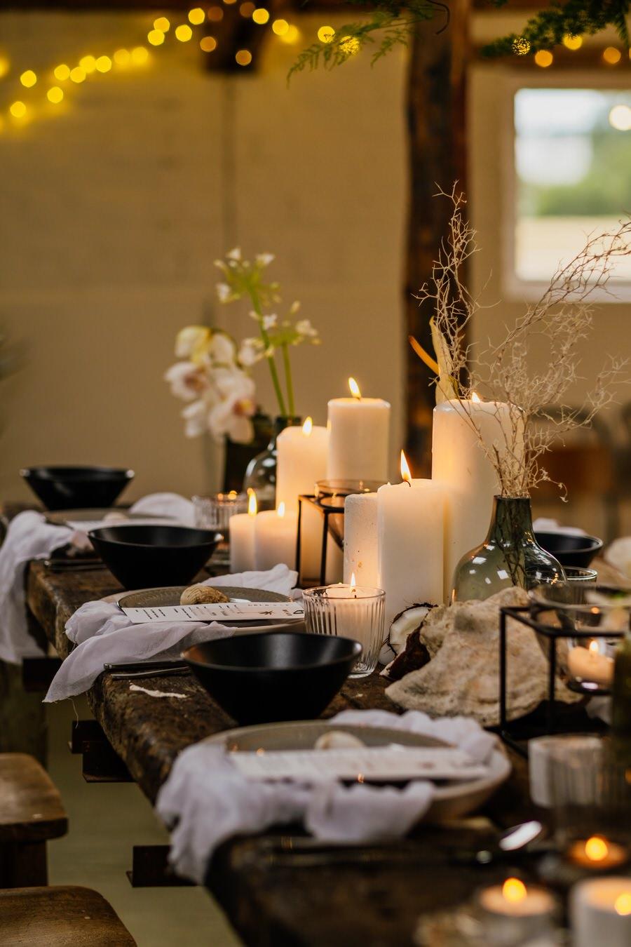 Free spirited modern jungle wedding inspiration at White Syke Fields, image credit Jenna Kathleen Photography (24)