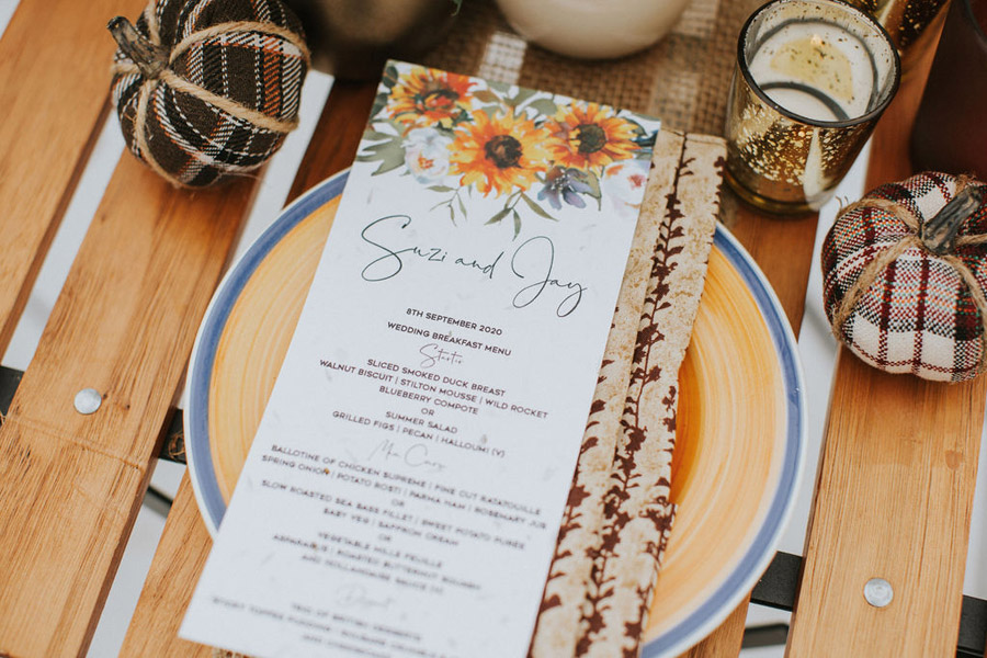 Cosy, snug and rustic wedding inspiration at The Scenic Supper venue (2)