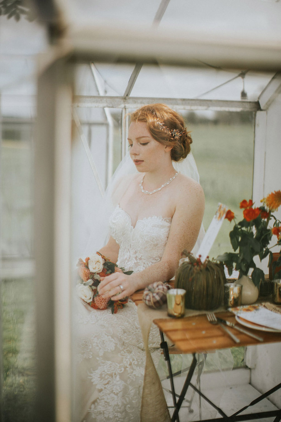 Cosy, snug and rustic wedding inspiration at The Scenic Supper venue (20)