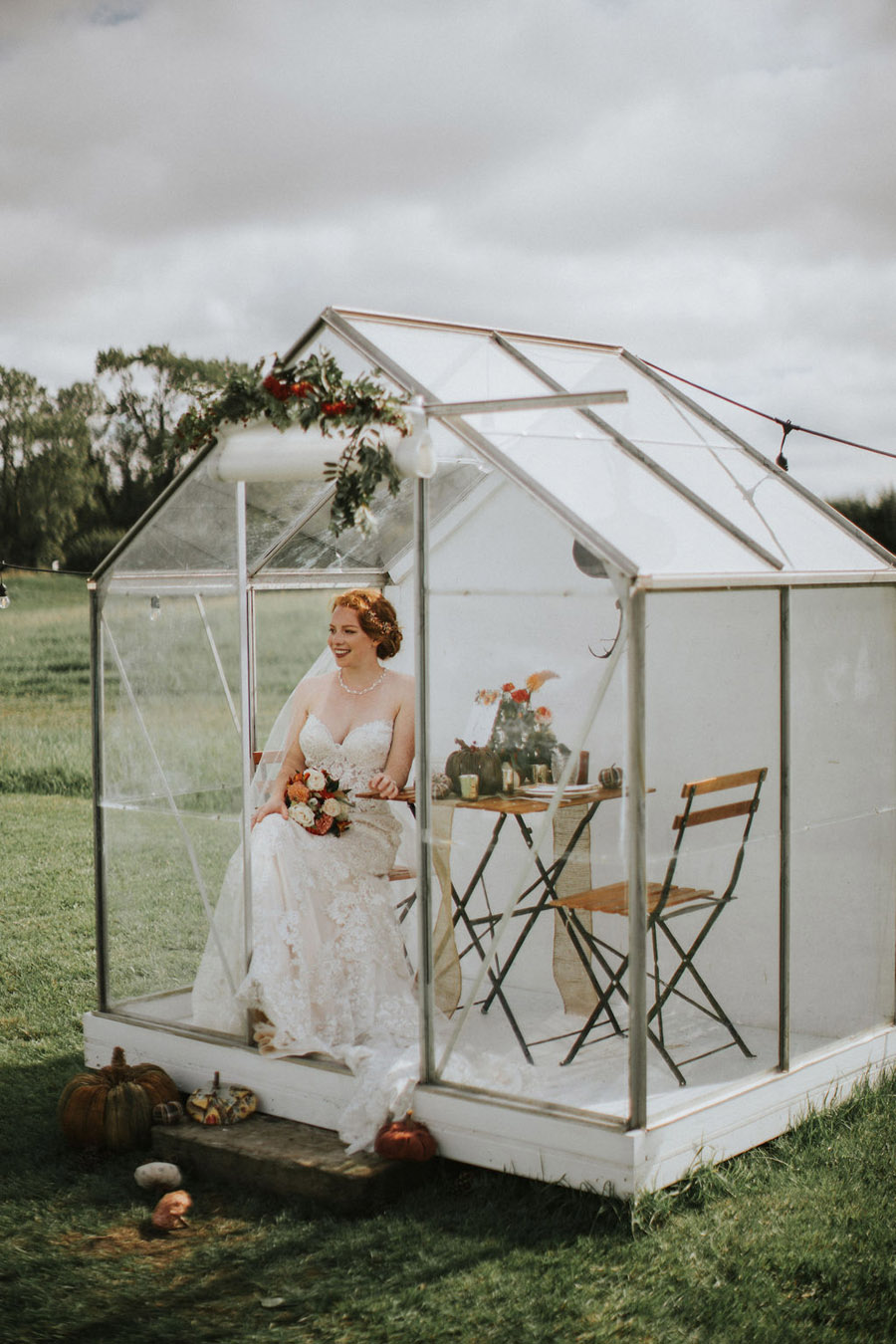 Cosy, snug and rustic wedding inspiration at The Scenic Supper venue (21)