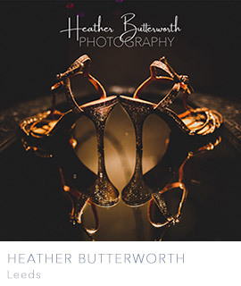 Heather Butterworth Leeds Yorkshire and UK wedding photographer