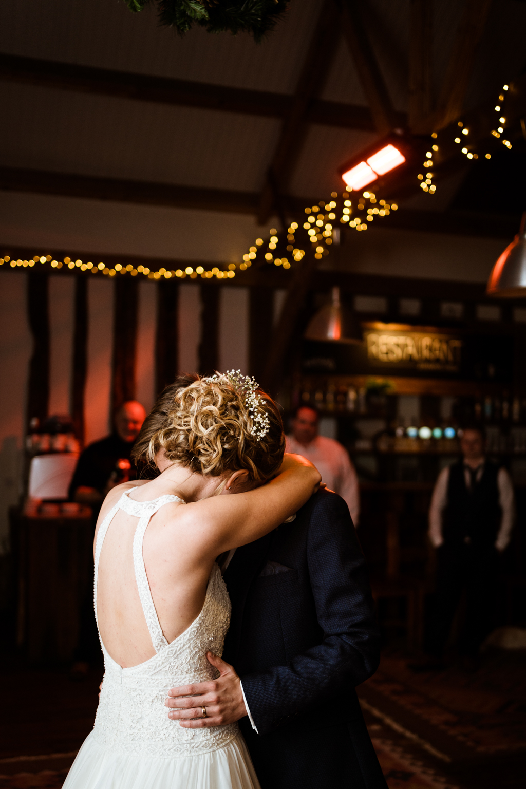 Sophie and Christopher's joyful, festive 2020 wedding at Jimmy's Farm, with Him & Her Wedding Photography (46)