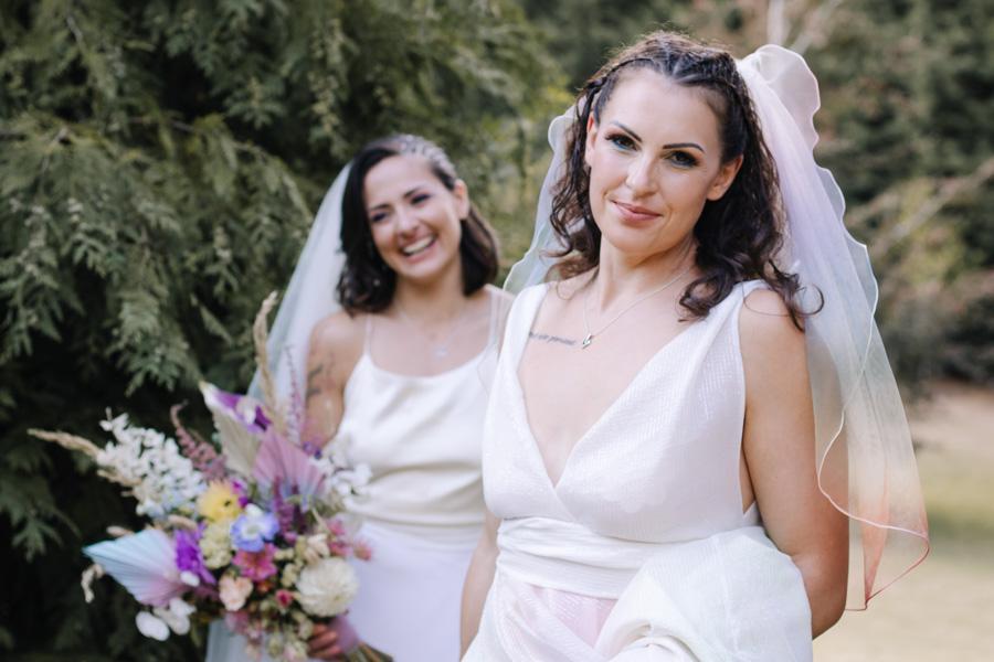 Rustic Rainbow - a joyful styled elopement in Kent (7)