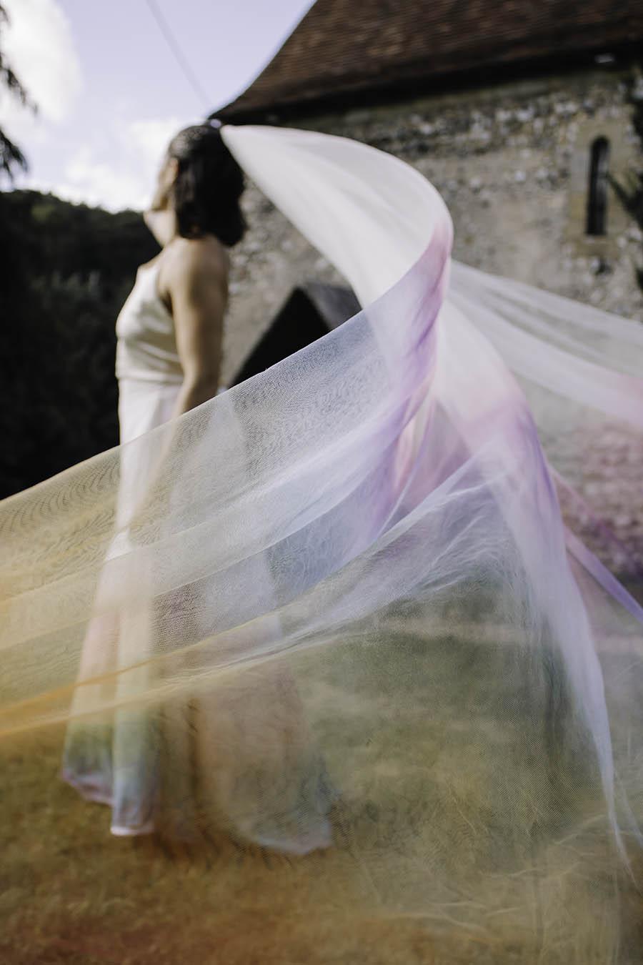 Rustic Rainbow - a joyful styled elopement in Kent (20)