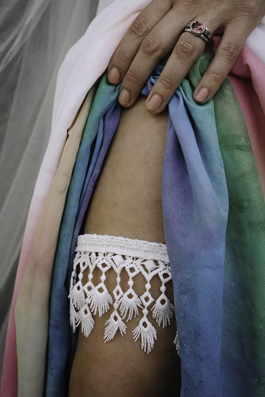 Rustic Rainbow - a joyful styled elopement in Kent (21)