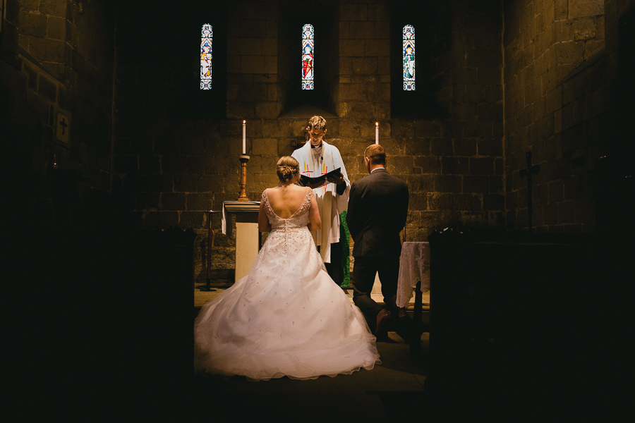 Real wedding in Adel Church in Leeds captured by Heather Butterworth Photography (1 of 1)