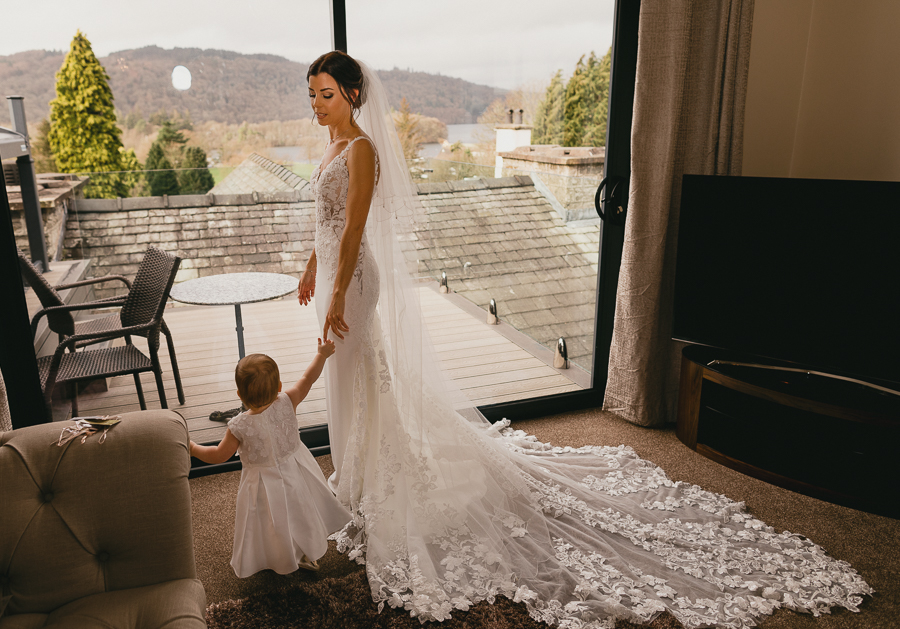 Real wedding in Burnside Hotel & Spa captured by Heather Butterworth Photography (1 of 1)