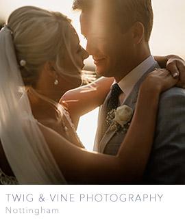 twig and vine nottinghamshire wedding photography