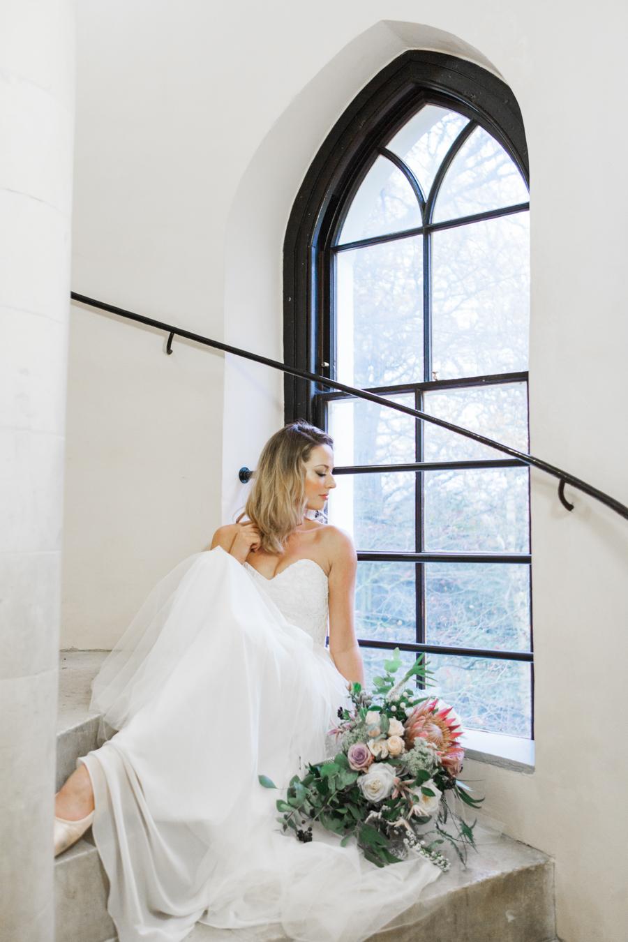 Starry celestial wedding inspiration (with a sprinkling of Disney magic) - Amanda Karen Photography (18)