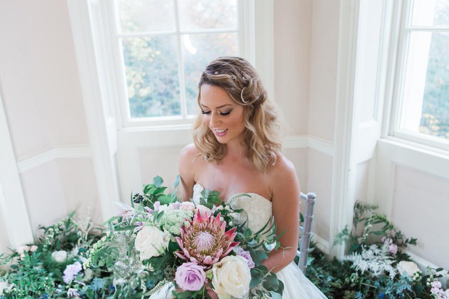 Starry celestial wedding inspiration (with a sprinkling of Disney magic) - Amanda Karen Photography (23)