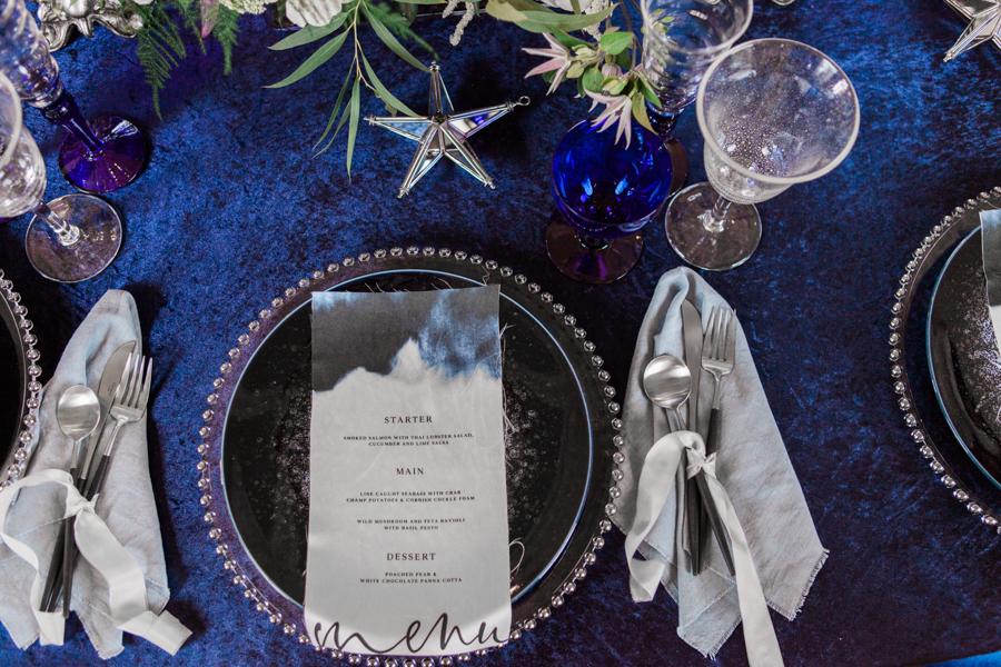 Starry celestial wedding inspiration (with a sprinkling of Disney magic) - Amanda Karen Photography (40)