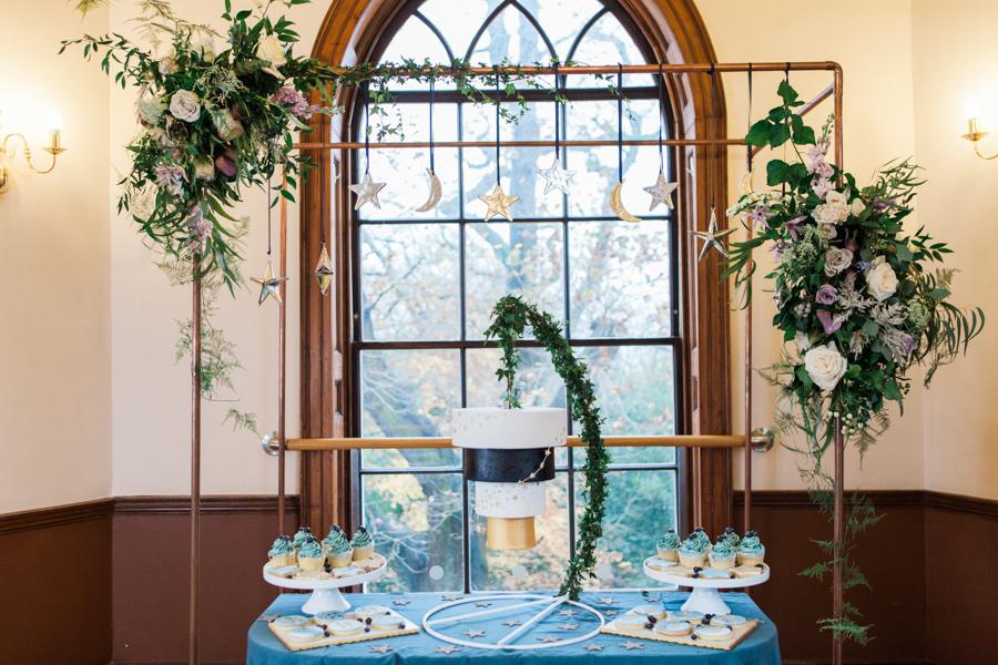 Starry celestial wedding inspiration (with a sprinkling of Disney magic) - Amanda Karen Photography (41)