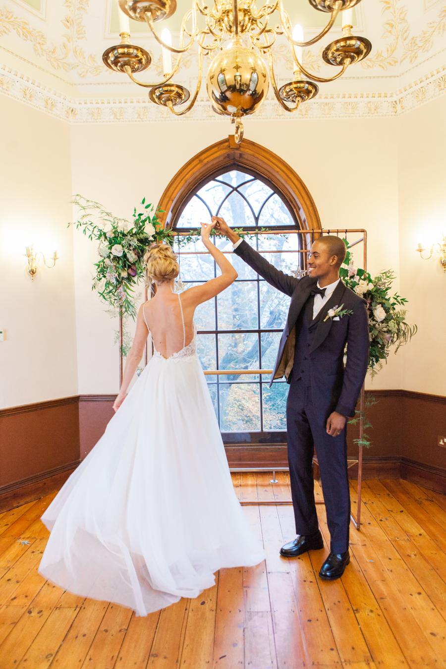 Starry celestial wedding inspiration (with a sprinkling of Disney magic) - Amanda Karen Photography (45)