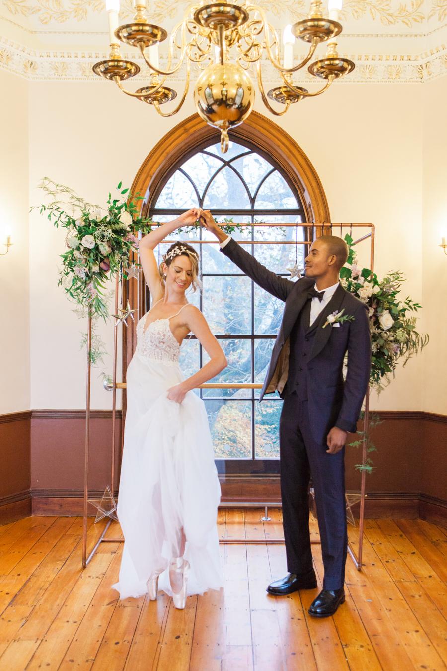 Starry celestial wedding inspiration (with a sprinkling of Disney magic) - Amanda Karen Photography (46)