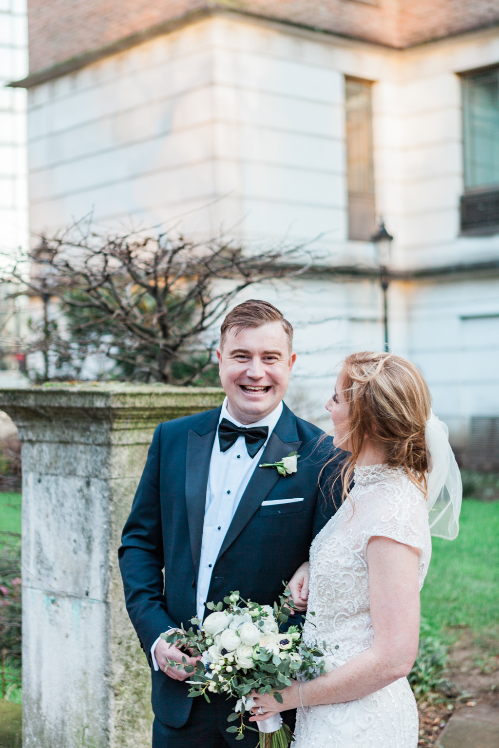 Rebecca & Tom's gloriously glamorous Andaz Hotel wedding, with Amanda Karen Photography (12)