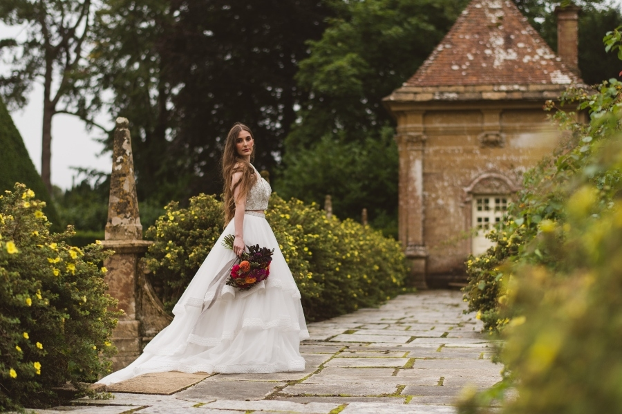 Ophelia – A Pre-Raphaelite Wedding, image credit Keith Bridle Photography (10)
