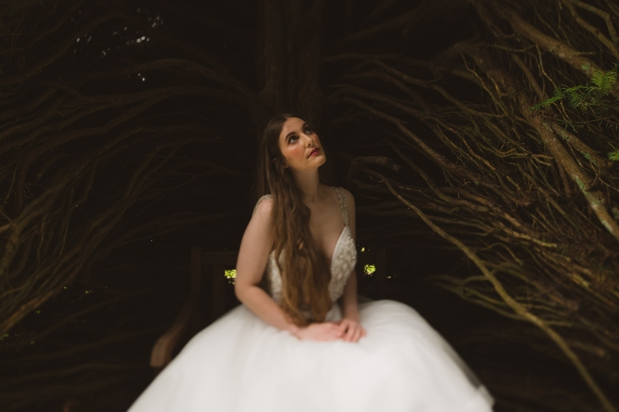 Ophelia – A Pre-Raphaelite Wedding, image credit Keith Bridle Photography (14)