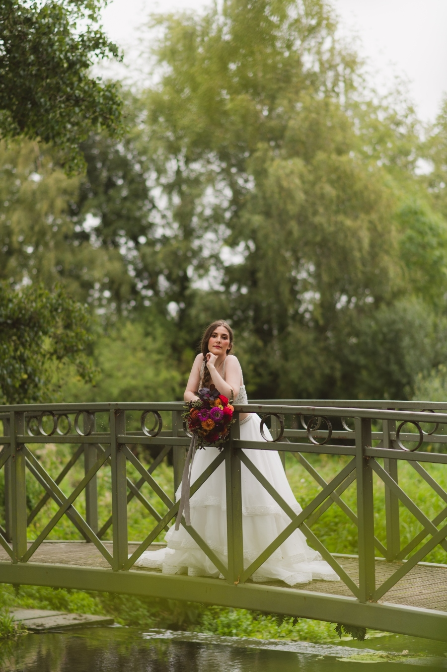 Ophelia – A Pre-Raphaelite Wedding, image credit Keith Bridle Photography (35)