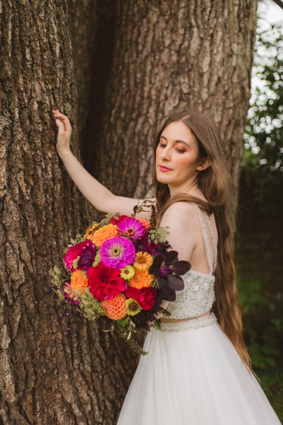 Ophelia – A Pre-Raphaelite Wedding, image credit Keith Bridle Photography (36)