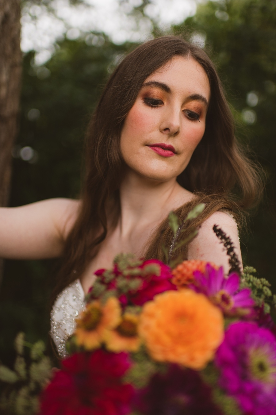 Ophelia – A Pre-Raphaelite Wedding, image credit Keith Bridle Photography (37)