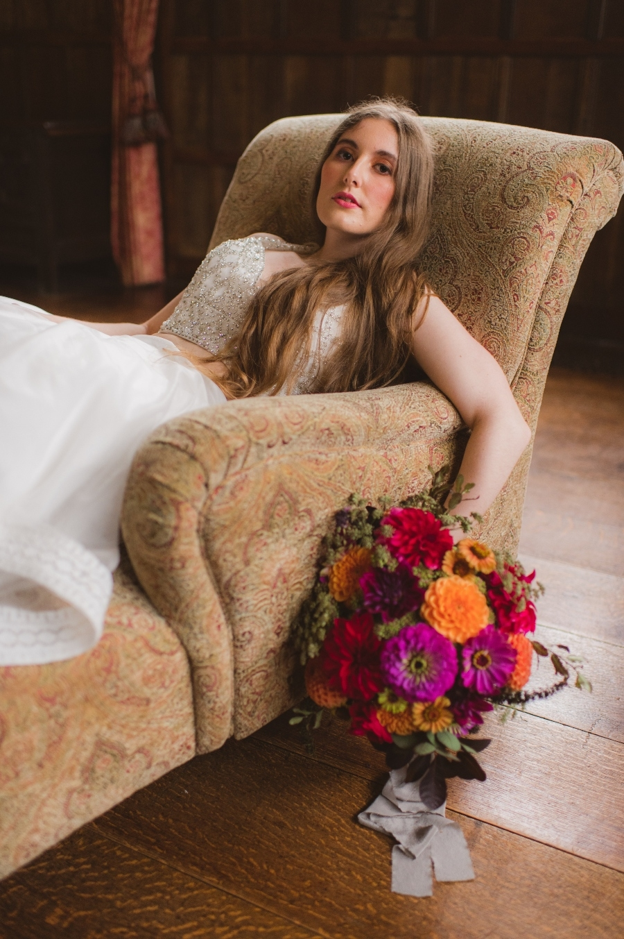 Ophelia – A Pre-Raphaelite Wedding, image credit Keith Bridle Photography (38)